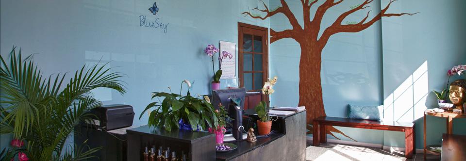 Studio-Entrance