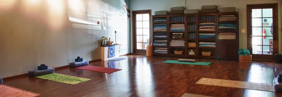 Studio-Yoga